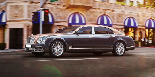 Bentley Mulsanne Price In Malaysia Reviews Specs 2019