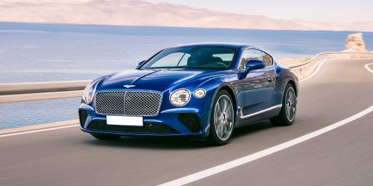 Bentley Continental Gt V8 S Price Review In Malaysia Zigwheels