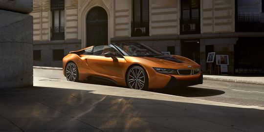 Bmw I8 Roadster Price In Kuala Lumpur Starts From Rm1 51 Million