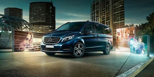 Mercedes Benz V Class V 220d Amg Line 7 Seater Price Review In