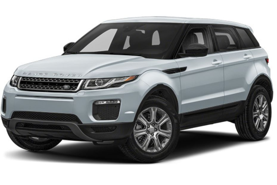 Land Rover Range Rover Evoque Colours Available In 11 Colours In