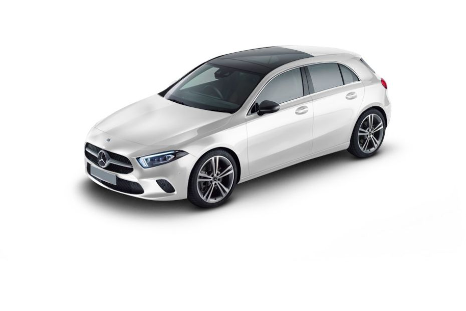 Mercedes Benz A Class Colours Available In 5 Colours In Malaysia