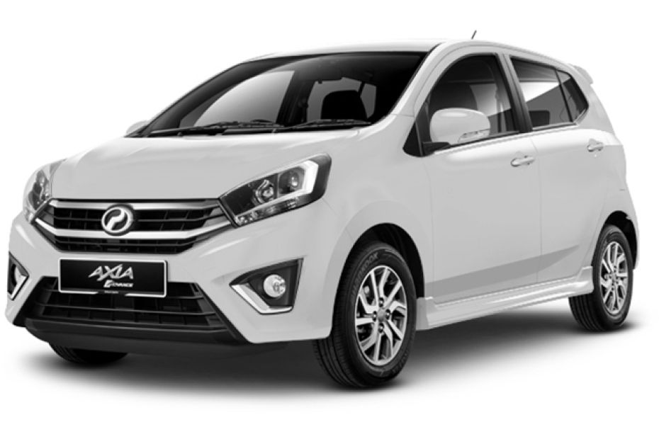 Perodua Axia Colours Available In 5 Colours In Malaysia Zigwheels