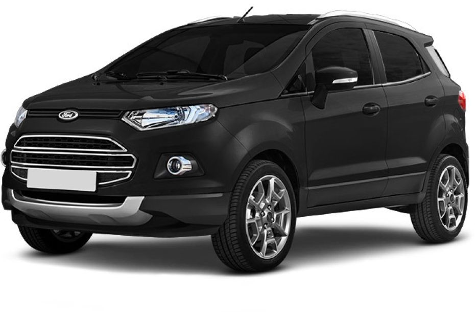 Ford Ecosport Absolute Black