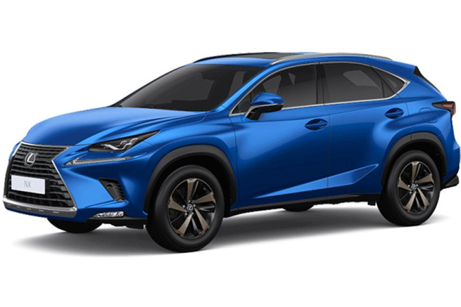 Lexus Nx Colours Available In 7 Colours In Malaysia Zigwheels