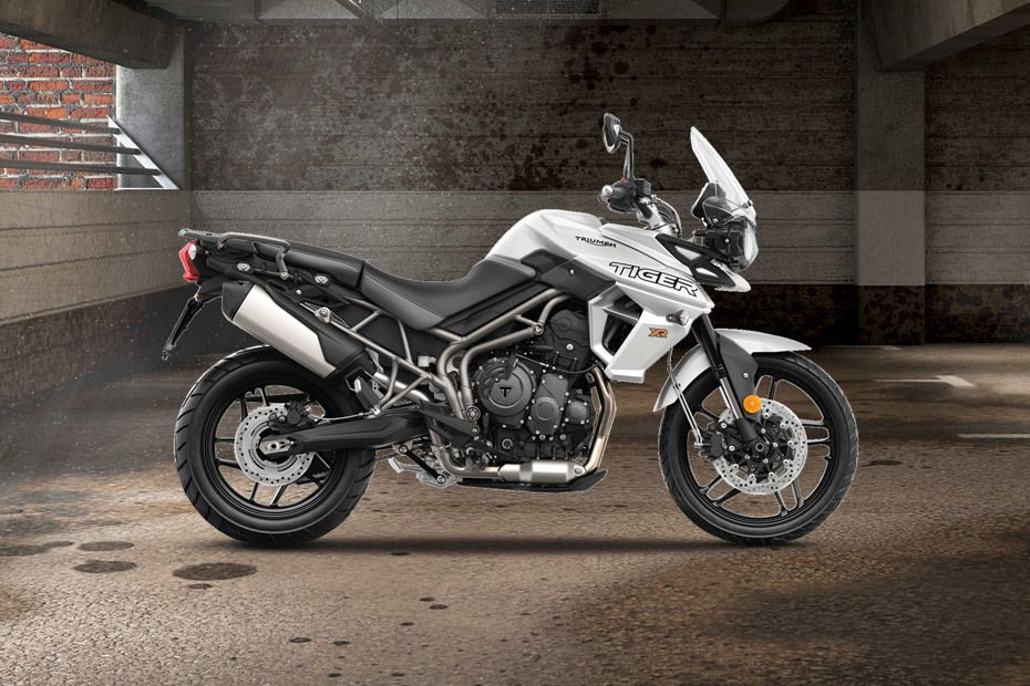 Triumph Tiger 800 2018 Colours Available In 2 Colours In Malaysia
