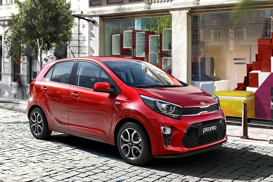 Kia Picanto Images - View complete Interior-Exterior Pictures ...