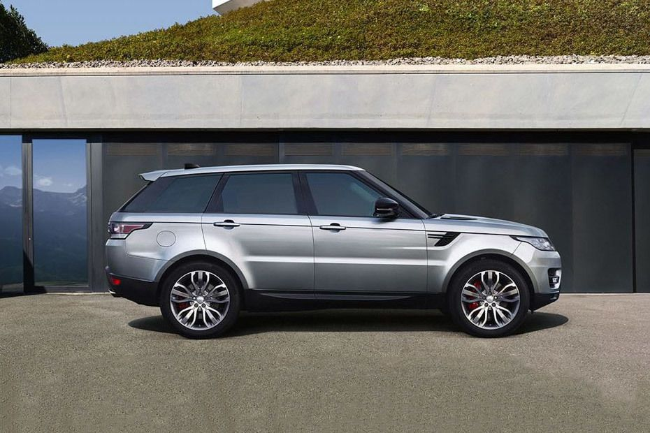 Land Rover Range Rover Sport Images View Complete Interior