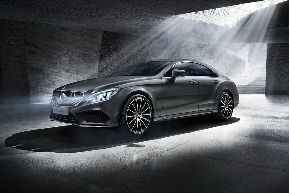 Mercedes Benz Cls Class Coupe Price In Malaysia Reviews Specs