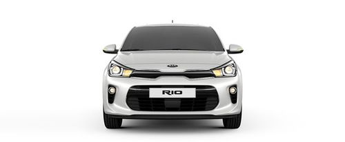 Full Front View of Rio