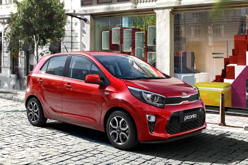 Kia Picanto 2018 Front Medium View