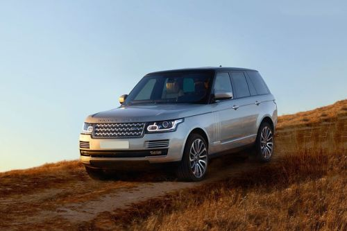 Land Rover Range Rover Side Medium View