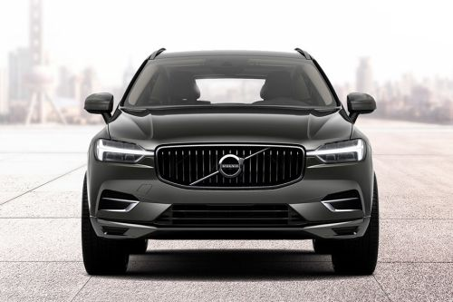 Full Front View of XC60 2018