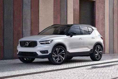 Volvo XC40 Side Medium View