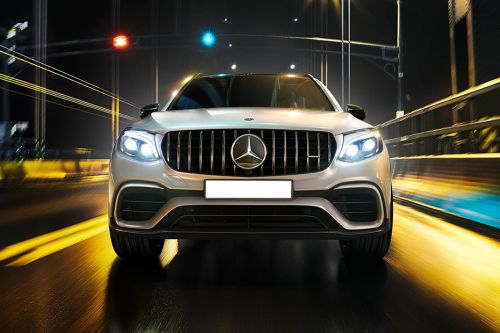 Full Front View of GLC-Class