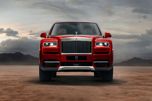 Full Front View of Cullinan