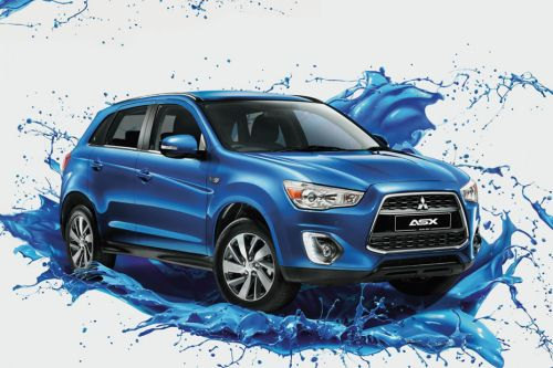 Mitsubishi ASX Front Medium View