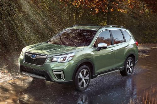 Subaru Forester 2019 Side Medium View
