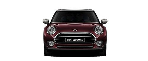 Full Front View of Clubman