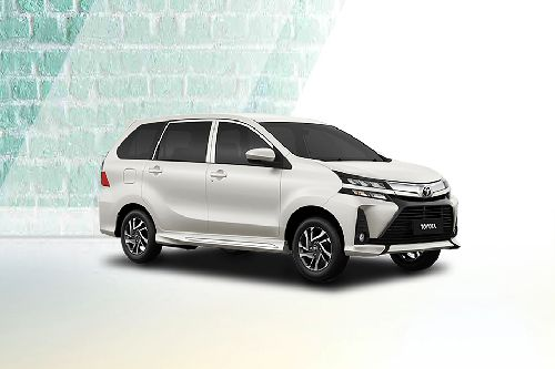 Avanza 2019 Front angle low view