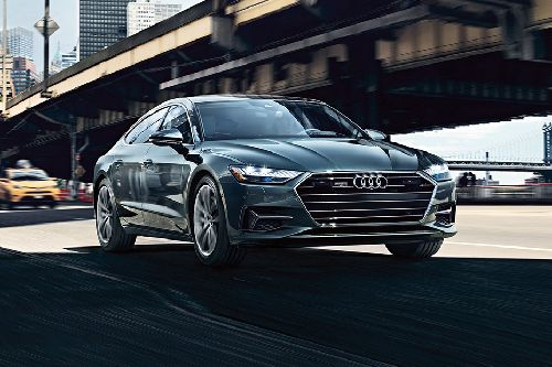 A7 Sportback 2019 Front angle low view