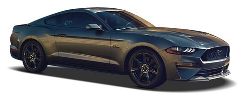 Ford Mustang 2018 Front Medium View