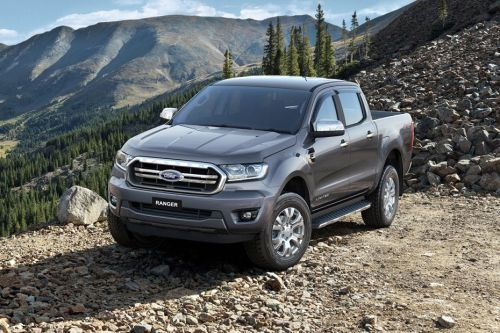 Ford Ranger 2018 Front Side View