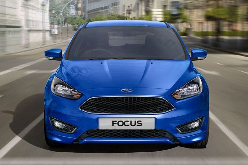Full Front View Of Focus