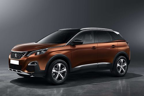 Peugeot 3008 Side Medium View