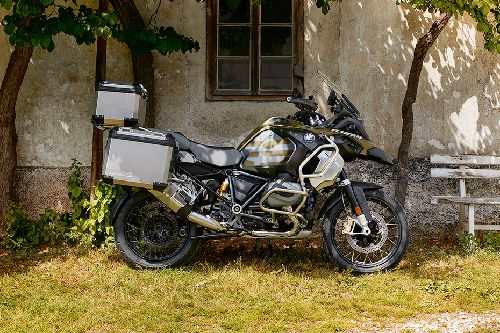 BMW R 1250 GS Adventure Right Side Viewfull Image