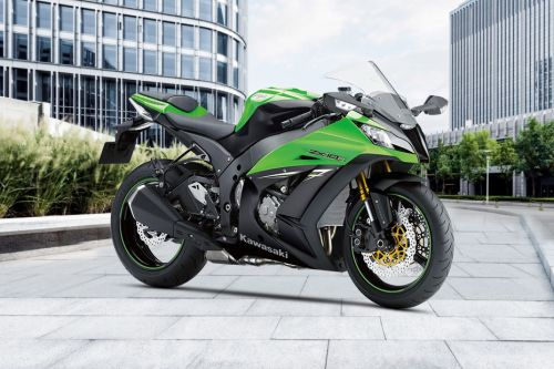 Kawasaki Ninja Zx 10r Colours Available In 2 Colours In Malaysia