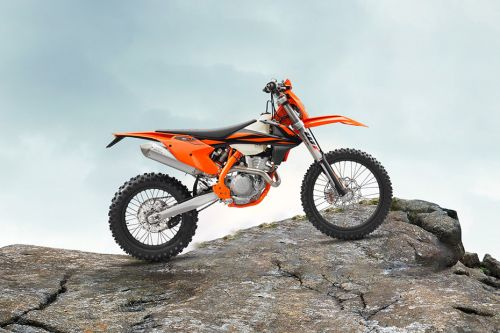 KTM 350 EXC-F Right Side Viewfull Image