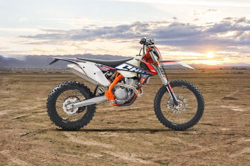 KTM 350 EXC-F Six Days vs KTM 450 EXC-F | Zigwheels
