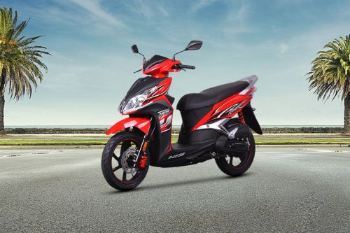 View - Top Speed Karisma X 125 Full Standar | Zigwheels