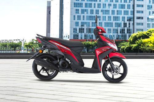 Yamaha Ego Solariz Right Side Viewfull Image