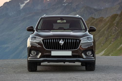 Full Front View of BX7