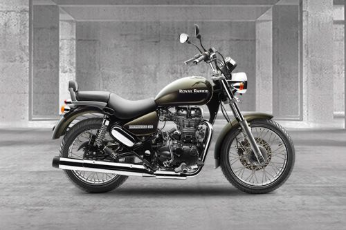 Royal Enfield Rumbler 500 Price In Malaysia