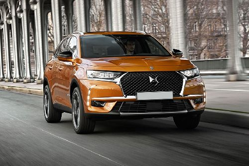 7 Crossback Front angle low view